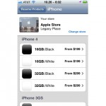White iPhone 4 Hiding In The Apple Store App? UPDATE - No It's Not