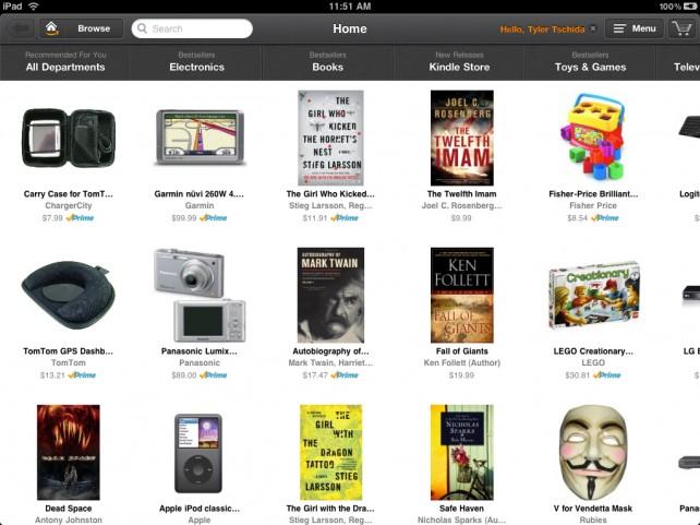 Windowshop Gives iPad Users A New Way To Shop Amazon
