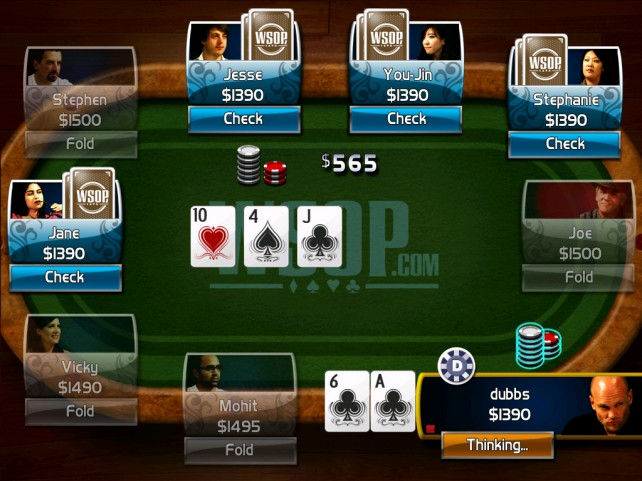 Glu Raises The Stakes With World Series Of Poker For iPad