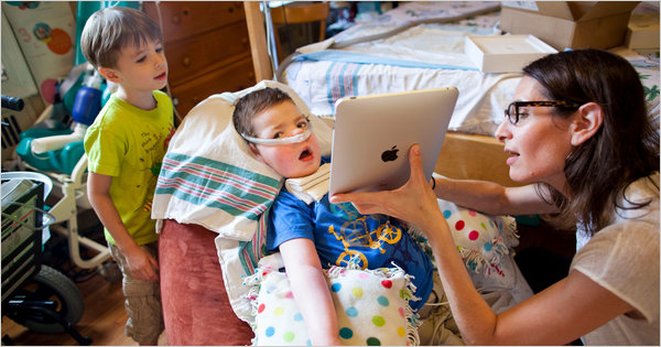 iPad a Popular Tool Among Therapists Helping The Disabled