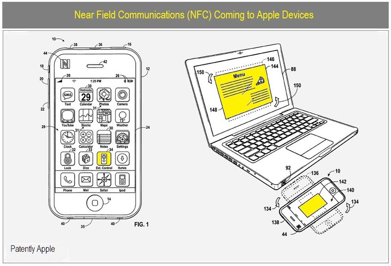 Rumor: iPhone 5 To Turn Any Mac Into Your Own Using NFC