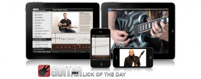 Guitar World Lick Of The Day - Become A Guitar Hero Now!