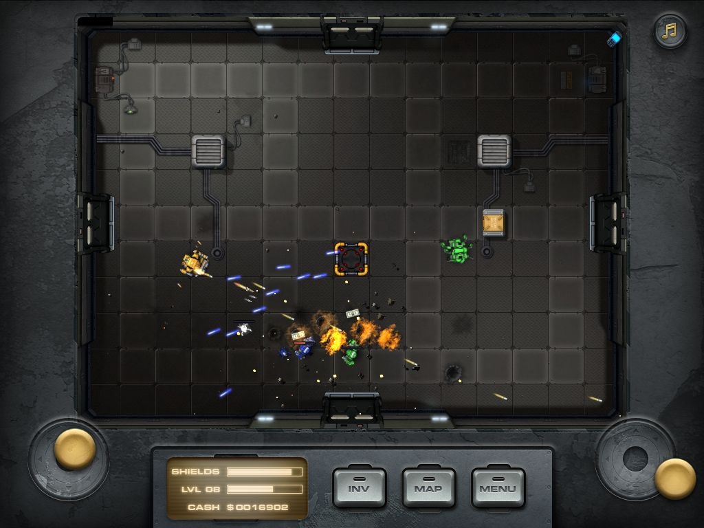 Review: Robokill - The Definitive Dual Stick Shooter?