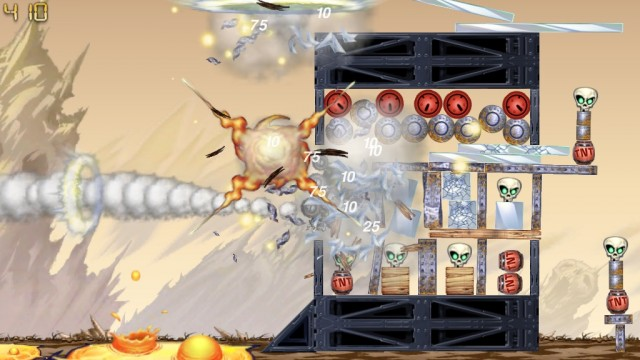 Review: Trucks And Skulls - Metal, Explosions, and Lava, Oh My!