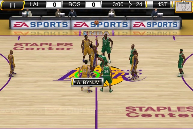 Review: NBA Elite 2011 - Slam Dunk?