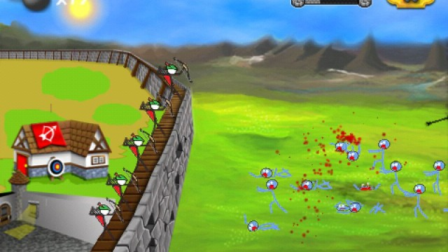 Review: StickWars 2 - Flicking Stick Figures All Over Again