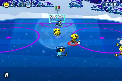 Review: Chop Chop Hockey - Ninjas On Ice