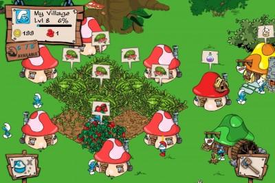 Review: Smurfs' Village - The Smurfs Take On Freemium