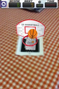 Rapid Review: ARBasketball - Shoot Some Hoops Anywhere