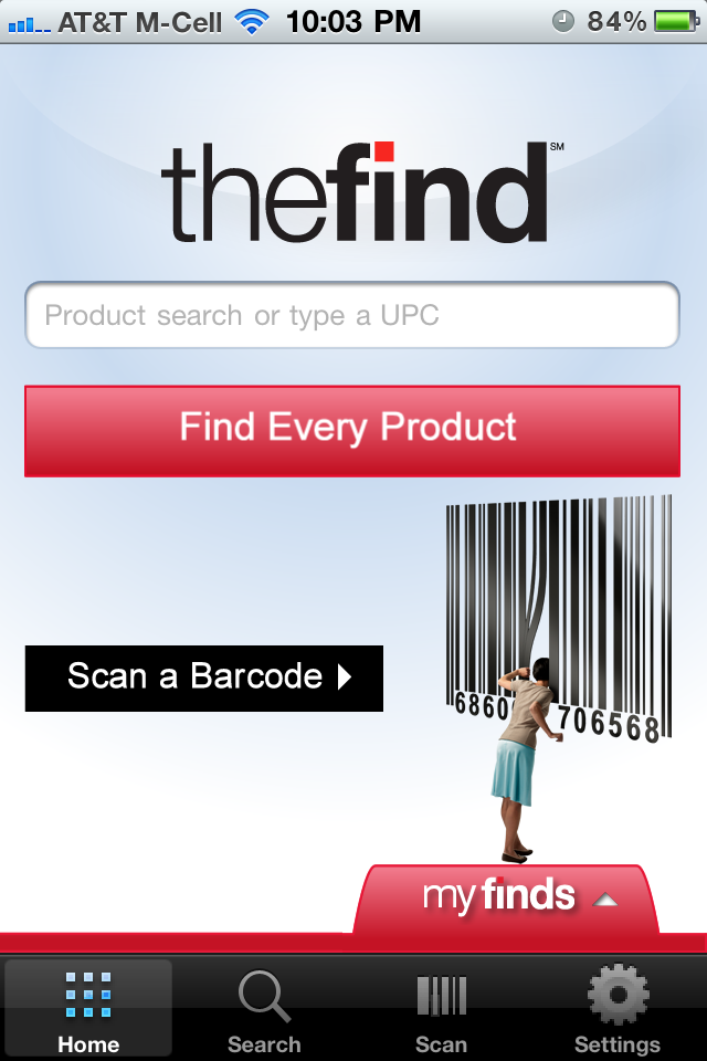 QuickAdvice:  Discover Bargains With TheFind: Mobile Shopping
