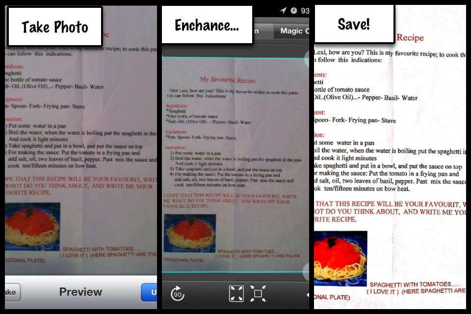QuickAdvice: Turn Your iPhone Into A Portable Scanner With CamScanner+ - Plus, Win A Promo Code!