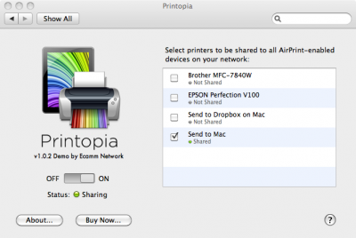 Printopia Adds Some Cool New Functionality To AirPrint