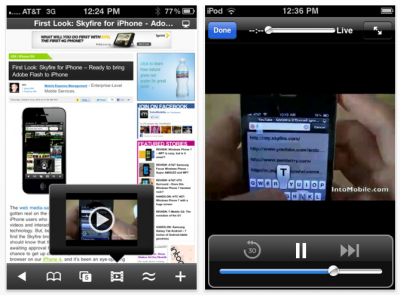 Skyfire Now Available: Browse Flash-Packed Sites In Style On Your iPhone