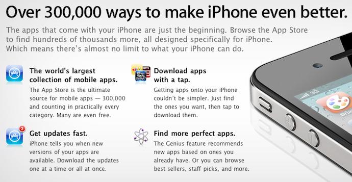 Apple: App Store Has 40,000 Native iPad Apps
