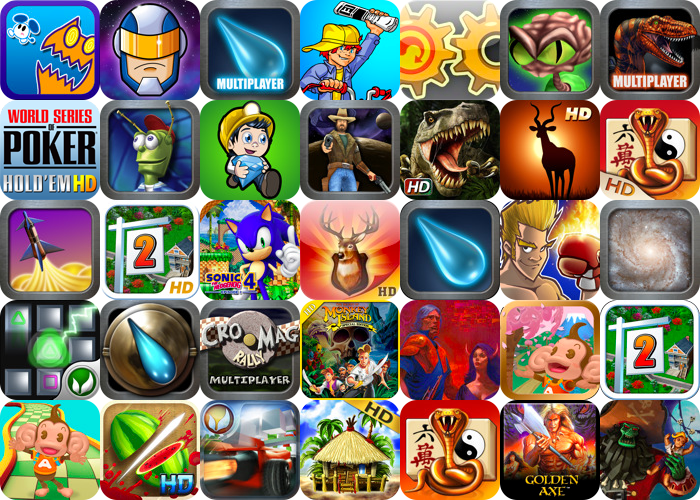 Black Friday iPhone And iPad Game Sales Start Early - Round 2!