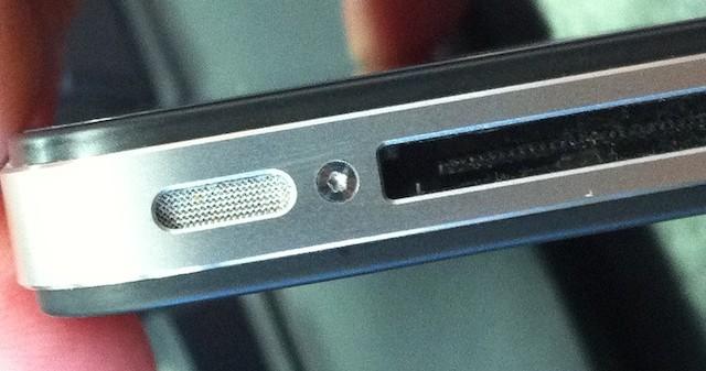 Serviced iPhone 4 Handsets Get Torx Screws - To Prevent Tampering?