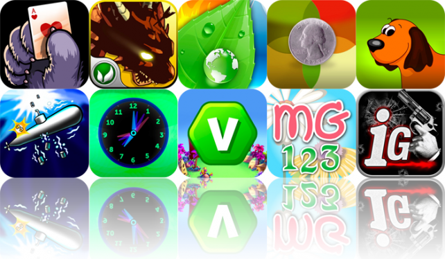 iPhone Apps Gone Free: Gin Rummy Multipack, Dinosaur Slayer, BeEarthed, And More