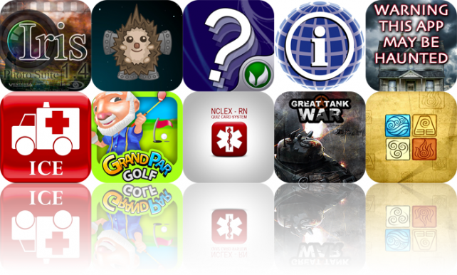 iPhone And iPad Apps Gone Free: Grandpar Golf, Hedgehog Launch, Quiz 4, And More
