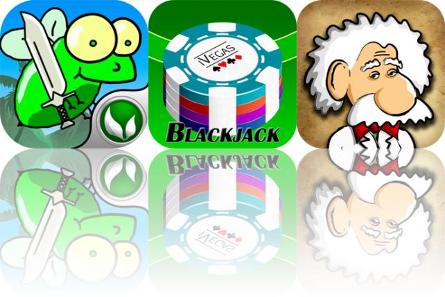 iPhone Apps Gone Free: Super Fly, iVegas Blackjack, And NukeZen