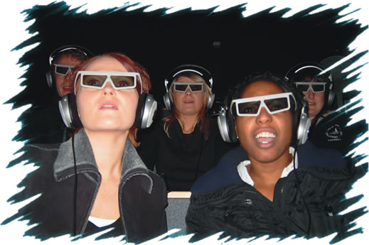 Report: 3D Coming To iPhone/iPod touch Devices