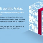 """Apple Posts Black Friday Teaser - """"Wrap It Up This Friday"""""""