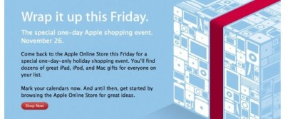 Apple's Black Friday Sale Begins In Australia And New Zealand