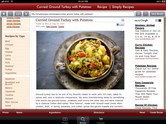 Paprika Recipe Manager App Is Great For Recipe Tracking