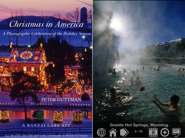 Take A Personal Tour Of Christmas In America - Plus A Chance To Win A Copy
