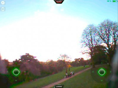 Parrot's Free Flight Control App For The AR.Drone Goes Universal
