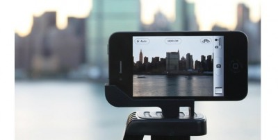 Glif - Take Photos In Style With New iPhone Tripod Mount And Stand