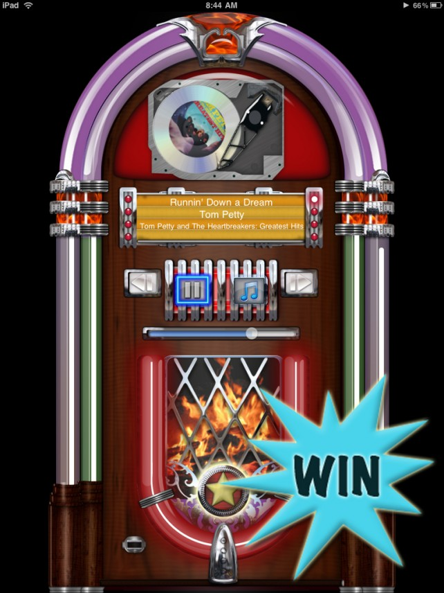 A Chance To Win A JukeBox HD (iPad) Promo Code With A Retweet Or Comment
