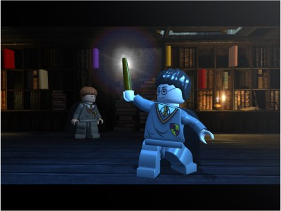 LEGO Harry Potter: Years 1-4 Coming To iPad, iPhone, And iPod Touch