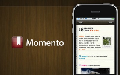 Momento Is Still The Best Diary/Journal App In The App Store