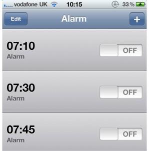 iOS Alarm Bug Hits Europe?