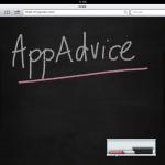 Webapp: Chalk - A Free Chalkboard For Your iPad!