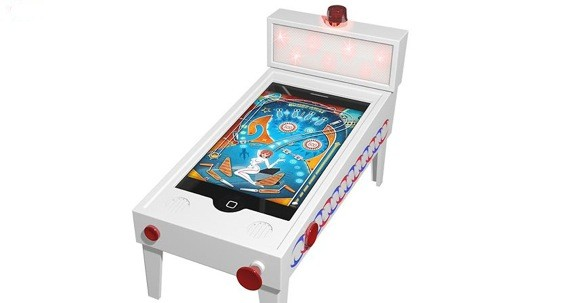 Pinball Magic Accessory Arrives For The iPhone/iPod touch