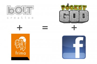 Get Prepared To Network Your Pygmy Filled Islands In Pocket God For Facebook