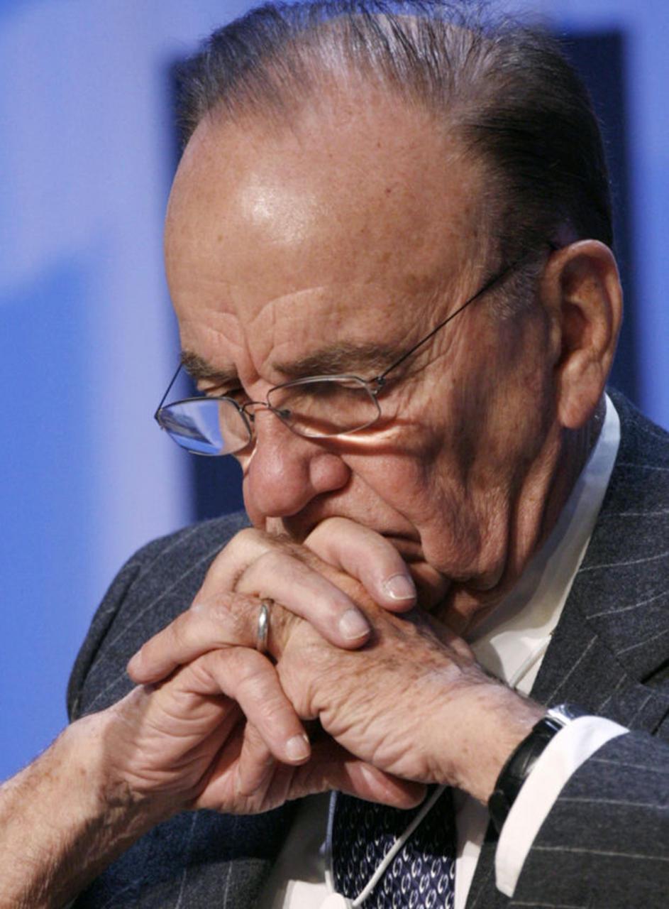Rupert Murdoch Pushes Bundling Of News Articles