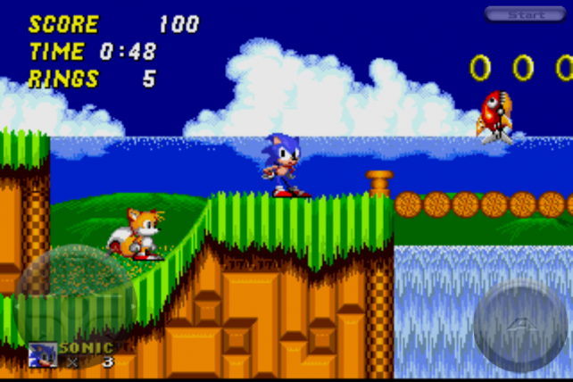 Sega's Sonic The Hedgehog 2 And Streets Of Rage Updated With Bluetooth Multiplayer