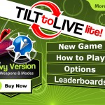 Tilt To Live Gets A Free Lite Version, Full Version On Sale