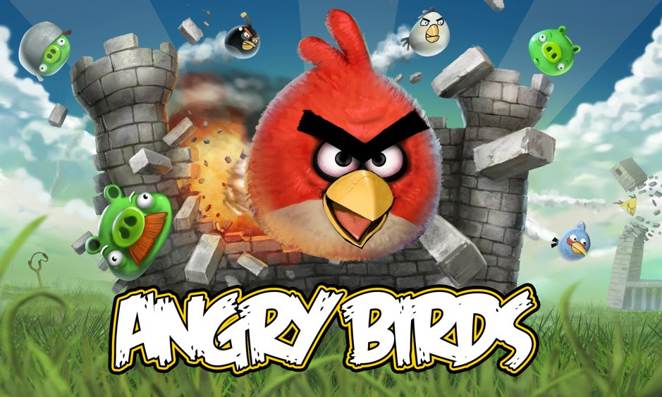 Humor: The Angry Birds Peace Summit