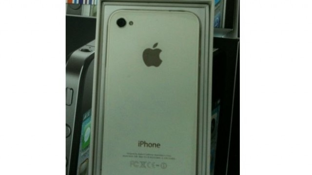 Real White iPhone 4 Handsets Appear On Chinese Market?