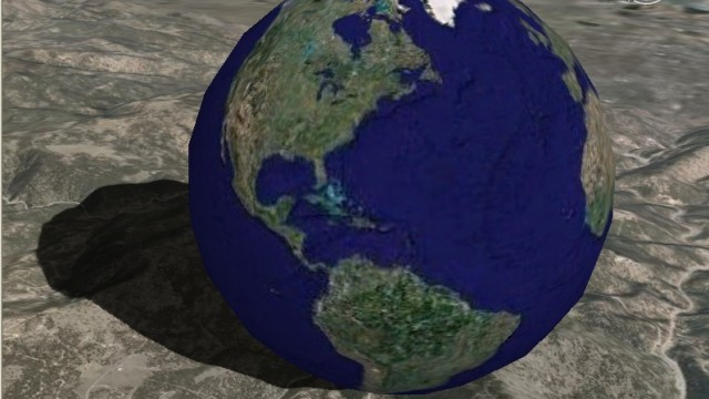Israel: Google Earth Helps Terrorists