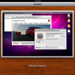 Screens: An Entirely Touch-Based VNC Client