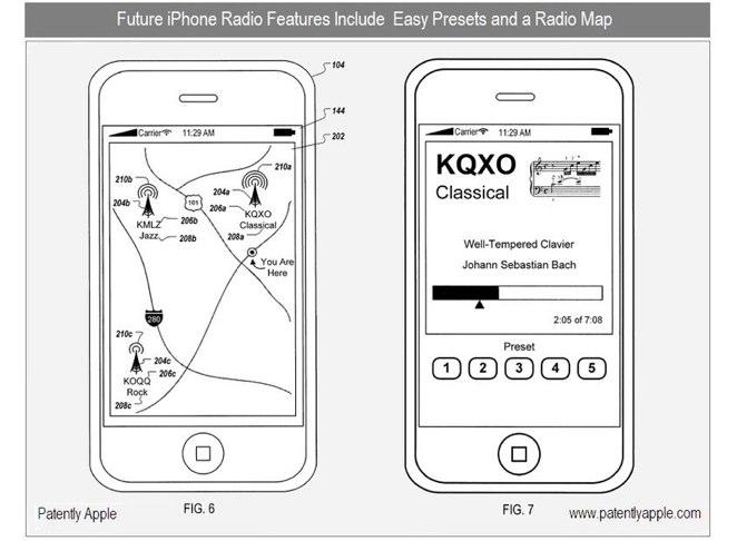 Patent Watch: Apple Working On Location-Aware Radio App