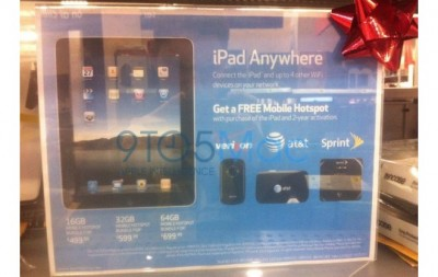 Best Buy Offers iPad Customers Free Access To Mobile Hotspots