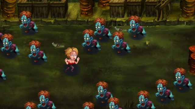 Review: Girl vs Zombies - Dead And Loving It!