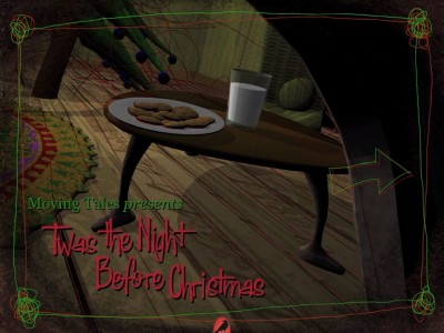 Review: Twas The Night Before Christmas - Moving Tales Does Christmas