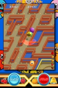 Rapid Review: Pac-Mania - Jumping Pac-Man To A Third Dimension