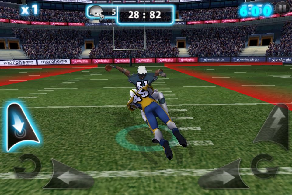 Review: Backbreaker 2: Vengeance - Run For Glory And Now Tackling Too